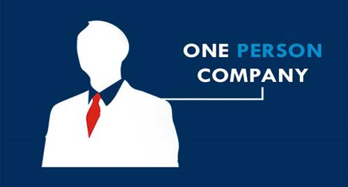 About One Person Company