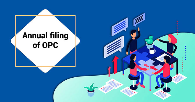 Annual compliances of OPC
